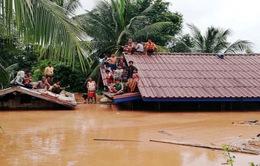Còn hơn 130 người mất tích do vỡ đập thủy điện tại Lào
