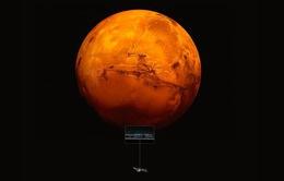 Phát hiện hồ nước trên Sao Hỏa