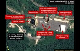 Mỹ đặt mục tiêu phi hạt nhân hóa Bán đảo Triều Tiên