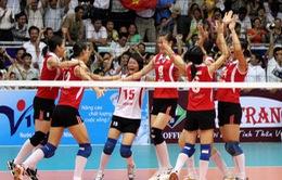 VTV Cup 2009: ĐT bóng chuyền nữ Việt Nam lần thứ 2 lên ngôi vô địch