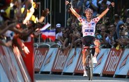 Julian Alaphilippe về nhất chặng 16 Tour de France 2018