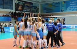 Danh sách CLB Altay Kazakhstan tham dự Giải bóng chuyền nữ Quốc tế VTV Cup Ống nhựa Hoa Sen 2018