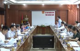 Ủy ban các vấn đề xã hội của Quốc hội làm việc với tỉnh Quảng Nam