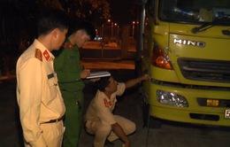 Trạm CSGT Cửa ô Hòa Phước phát hiện xe tải và đối tượng gây TNGT bỏ chạy