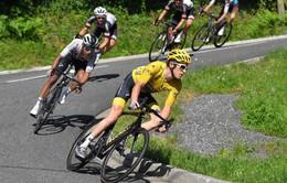 Geraint Thomas tiếp tục giữ áo vàng sau chặng 17 Tour de France 2018