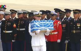 Triều Tiên trao trả hài cốt binh sĩ Mỹ