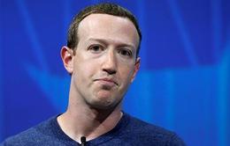 Cổ phiếu lao dốc, Facebook mất 120 tỷ USD