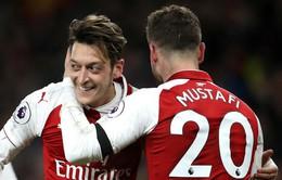 """Tân HLV Arsenal dành """"lời có cánh"""" cho Mesut Ozil"""