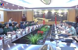 Chủ nhiệm Tổng cục Chính trị Quân đội nhân dân Việt Nam thăm Trung Quốc