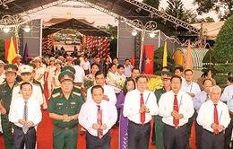 Tri ân các anh hùng liệt sỹ tại TP Cần Thơ