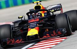 Daniel Ricciardo và Sebastian Vettel đạt thành tích tốt tại vòng đua thử GP Hungary