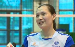 Đỗ Thị Minh và sự trở lại của người mẹ yêu bóng chuyền