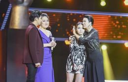 Giọng hát Việt: Noo Phước Thịnh lo lắng khi học trò xảy ra sự cố, phải xin hát lại trên sân khấu