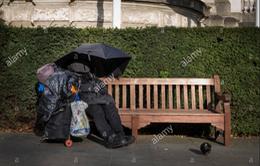 """Ngày """"chiều chuộng"""" người vô gia cư ở Anh"""