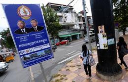 Hôm nay, Campuchia tiến hành bầu cử Quốc hội