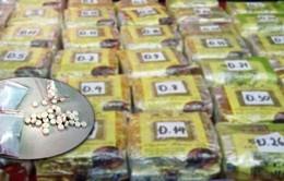 Hà Tĩnh: Triệt phá nhiều chuyên án ma túy lớn trên tuyến biên giới Việt - Lào
