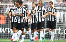 ICC 2018: Juventus giành chiến thắng nhọc nhằn trước Benfica