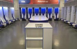 Cầu thủ Nhật Bản dọn dẹp sạch bóng phòng thay đồ sau trận thua Bỉ