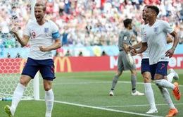 Lịch thi đấu và trực tiếp FIFA World Cup™ 2018 ngày 03, rạng sáng 04/7: ĐT Anh trước thách thức lớn