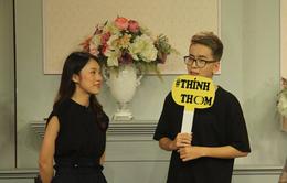 """Khánh Vy - Osad: """"Chúng em trông cũng đẹp đôi thật!"""""""