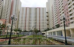 30 hộ dân đồng ý nhận căn hộ tái định cư ở khu đô thị mới Thủ Thiêm, TP.HCM
