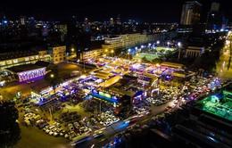 Chợ container - Điểm đến hút khách ở Phnompenh, Campuchia