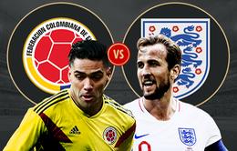 """TRỰC TIẾP Colombia - Anh cùng """"Võ đoán"""" 2018 FIFA World Cup™"""