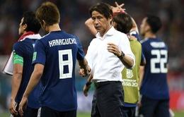 Thất bại cay đắng trước Bỉ, HLV Nhật Bản khuyên các cầu thủ… đi tắm