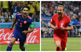 FIFA World Cup™ 2018, ĐT Anh – ĐT Colombia: Lộ sức mạnh của bầy sư tử non (01h00 ngày 4/7, VTV3)