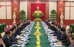 Tổng Bí thư, Chủ tịch nước Lào Bounnhang Vorachith thăm Việt Nam