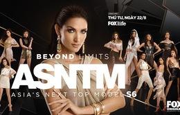 Đón xem Asia's Next Top Model mùa 6 trên FOX Life - VTVcab