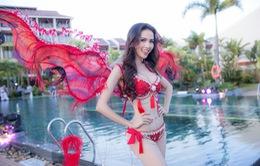 Phan Thị Mơ đạt giải trình diễn bikini đẹp nhất tại WMTA 2018