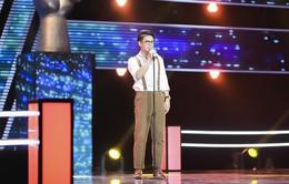 Giọng hát Việt: Hotboy Thụy ĐIển dừng chân trước học trò Lam Trường