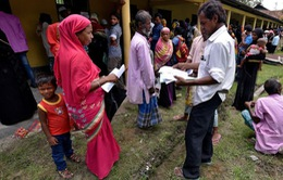 Hơn 4 triệu người không được cấp quyền công dân Ấn Độ