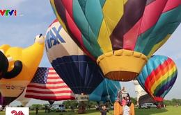 Sôi động lễ hội khinh khí cầu lớn nhất nước Mỹ