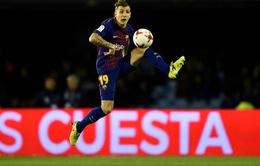 Chính thức: Barca bán xong Lucas Digne