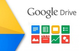 """Google Drive sắp """"cán mốc"""" 1 tỷ người dùng"""