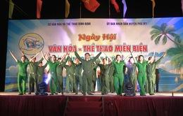 Bình Định tổ chức Ngày hội Văn hóa Thể thao miền biển