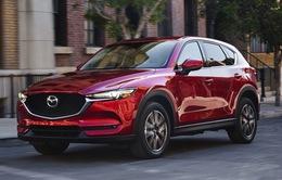 Mazda CX-5 bản mới cho người Anh có gì khác biệt?