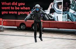 Bộ đồ bay phản lực giống Iron Man giá 10 tỷ VND, sẽ có phiên bản điện giá rẻ hơn