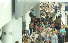 Sân bay Munich (Đức) hủy hàng trăm chuyến bay vì vấn đề an ninh