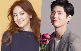 Phim mới của Song Hye Kyo và Park Bo Gum đã có lịch phát sóng