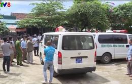 VIDEO: Không khí tang thương quê nhà 13 nạn nhân vụ xe rước dâu va chạm xe container