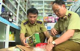 Hà Nội: Phát hiện nhiều loại thuốc và thực phẩm chức năng không đảm bảo điều kiện lưu thông