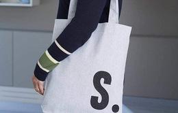 Túi nylon dần biến mất tại các siêu thị ở Anh