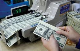 Tỷ giá trung tâm tăng 10 đồng, giá bán USD quanh mức 23.300 đồng