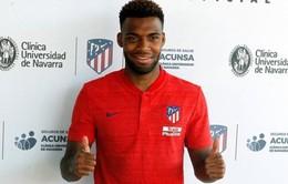 Rút ngắn kỳ nghỉ, tân binh đắt giá vội về gia nhập Atletico Madrid