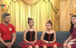 NSƯT Đàm Hàn Giang và đam mê dạy ballet cho các nghệ sĩ nhí