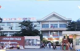 Vụ không xét nghiệm máu vẫn bị thu tiền: BV Đa khoa Bình Thuận hoàn lại tiền