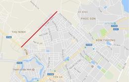 """Phó Thủ tướng yêu cầu kiểm tra làm rõ thông tin """"Bắc Ninh đổi 100ha đất lấy 1,39km đường"""""""